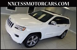 2014_Jeep_Grand Cherokee_Overland PANO-ROOF NAVIGATION 1-OWNER._ Houston TX