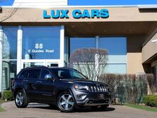 Jeep Grand Cherokee Overland Panoroof Nav V8 4WD MSRP $53,175 2014