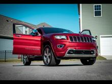 2014_Jeep_Grand Cherokee_Overland_ Raleigh NC