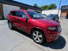 2014_Jeep_Grand Cherokee_Overland_ Roanoke VA