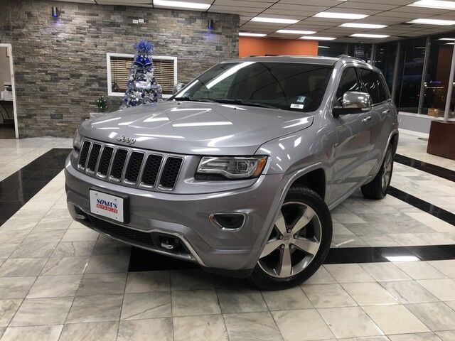 2014 Jeep Grand Cherokee Overland Worcester MA