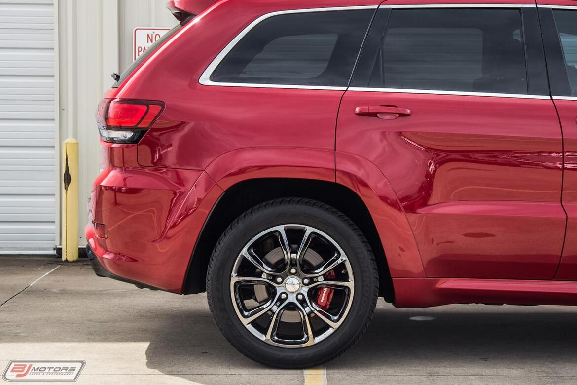 2014 Jeep Grand Cherokee SRT Tomball TX