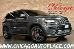 2014_Jeep_Grand Cherokee_SRT8 - 6.4L SRT V8 ENGINE 4 WHEEL DRIVE NAVIGATION BACKUP CAMERA SEPIA BROWN LEATHER KEYLESS GO BORLA EXHAUST BREMBO BRAKES ADAPTIVE CRUISE CONTROL_ Bensenville IL