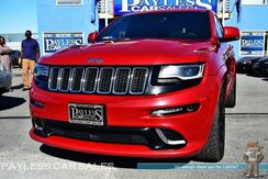 2014_Jeep_Grand Cherokee_SRT8 / 4X4 / 6.4L HEMI V8 / Advanced Technology Pkg / Heated Front & Rear Leather Seats / Heated Steering Wheel / Navigation / Panoramic Sunroof / Auto Start / Bluetooth / Back Up Camera / Tow Pkg_ Anchorage AK
