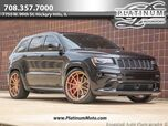 2014 Jeep Grand Cherokee SRT8 Borla Exhaust Upgraded Wheels Tints