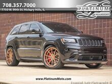 2014_Jeep_Grand Cherokee_SRT8 Borla Exhaust Upgraded Wheels Tints_ Hickory Hills IL