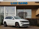 2014 Jeep Grand Cherokee SRT8 NAV PANOROOF 4WD MSRP $70,065