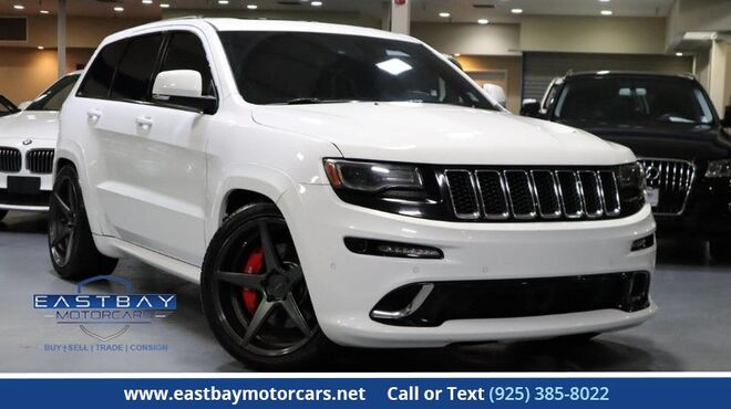 2014_Jeep_Grand Cherokee_SRT8_ San Ramon CA