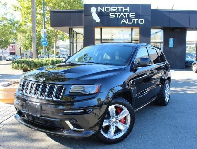 2014 Jeep Grand Cherokee SRT8 Walnut Creek CA ...