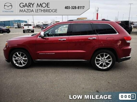 2014_Jeep_Grand Cherokee_Summit  - Power and fuel economy with a diesel engine!_ Lethbridge AB