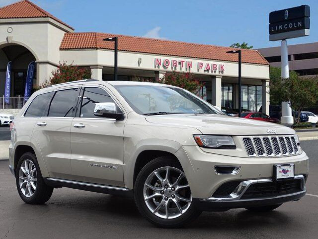 2014 Jeep Grand Cherokee Summit San Antonio TX