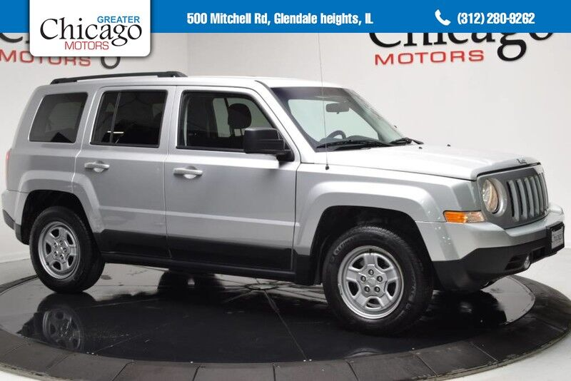 2014_Jeep_Patriot_Altitude_ Glendale Heights IL