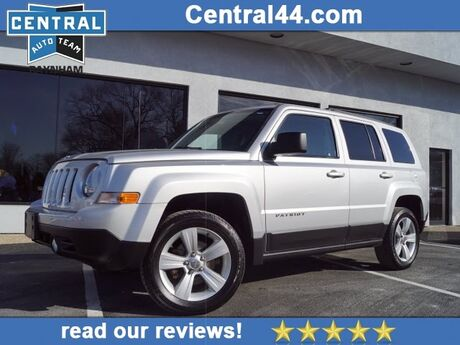2014 Jeep Patriot Latitude Raynham MA