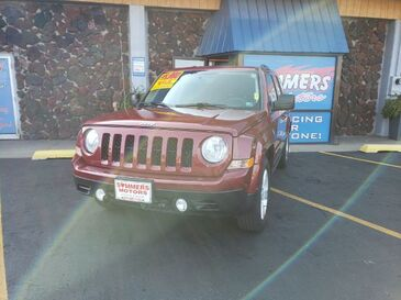 2014_Jeep_Patriot_Sport 2WD_ Saint Joseph MO