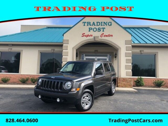 2014_Jeep_Patriot_Sport_ Conover NC