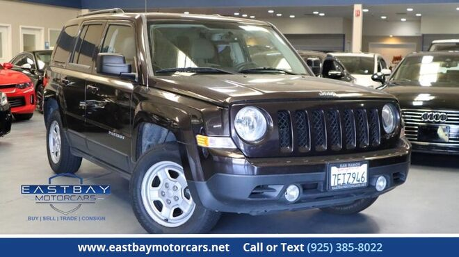 2014_Jeep_Patriot_Sport_ San Ramon CA