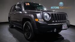 2014_Jeep_Patriot_Sport_ Tacoma WA