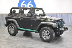 2014_Jeep_Wrangler_RUBICON! BRAND NEW AGGRESSIVE NITTO TIRES! LOADED! ONLY 33,881 ORIGINAL MILES!!! LIKE NEW!_ Norman OK