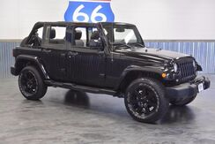 2014_Jeep_Wrangler Unlimited_ALTITUDE EDT! PAINTED TO MATCH TOP! 4WD! LEATHER! NAVIGATION! 36K MILES! LIKE NEW!!_ Norman OK