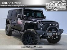 2014_Jeep_Wrangler Unlimited Dragon Edition_1 Owner Nav Hard Top Light Bar Sound Bar Winch Loaded_ Hickory Hills IL