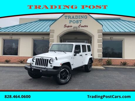 2014 Jeep Wrangler Unlimited Polar Edition Conover NC