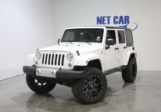 2014_Jeep_Wrangler Unlimited_Polar Edition_ Houston TX