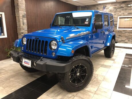 2014 Jeep Wrangler Unlimited Polar Edition Worcester MA