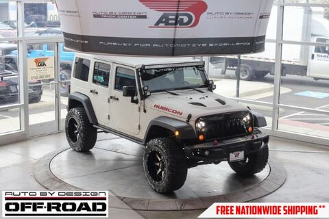 2014_Jeep_Wrangler_Unlimited Rubicon 4WD_ Chantilly VA