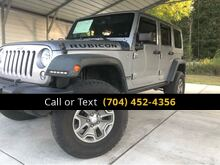 2014_Jeep_Wrangler_Unlimited Rubicon 4WD_ Charlotte and Monroe NC