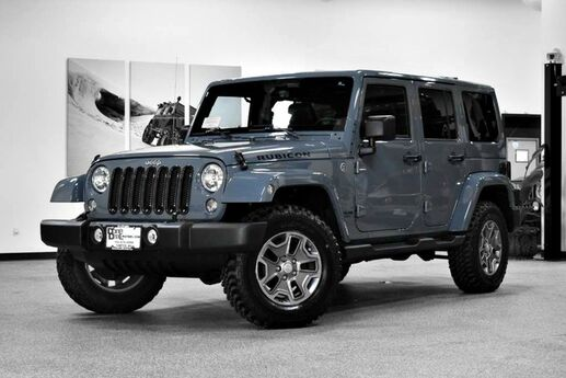 2014 Jeep Wrangler Unlimited Rubicon Canton MA