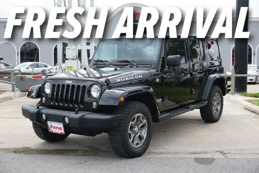 2014 Jeep Wrangler Unlimited Rubicon Weslaco TX