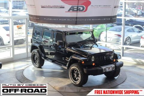 2014_Jeep_Wrangler_Unlimited Sahara 4WD_ Chantilly VA