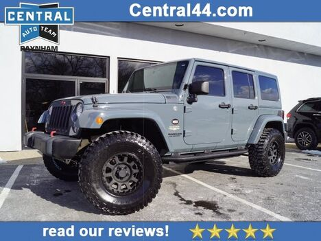 2014_Jeep_Wrangler Unlimited_Sahara_ Raynham MA