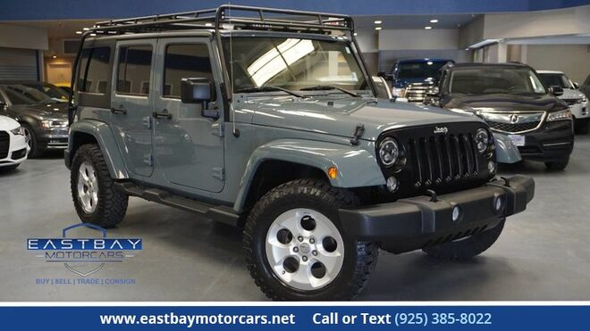 2014_Jeep_Wrangler Unlimited_Sahara_ San Ramon CA