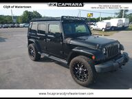 2014 Jeep Wrangler Unlimited Sahara Watertown NY