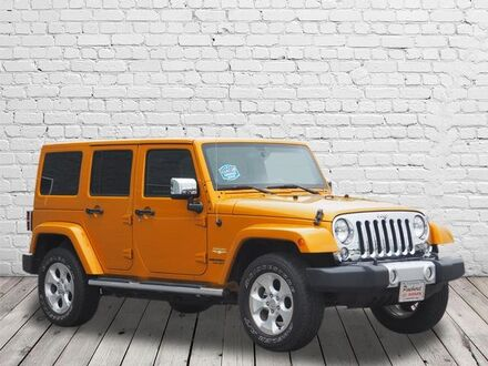 2014_Jeep_Wrangler_Unlimited Sahara_ Southern Pines NC