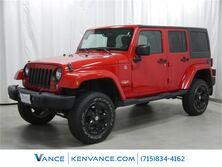 Jeep Wrangler Unlimited Sahara 2014