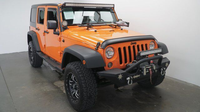 2014 Jeep Wrangler Unlimited Sport Hickory NC