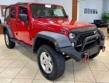 2014_Jeep_Wrangler_Unlimited Sport 4WD_ Charlotte NC