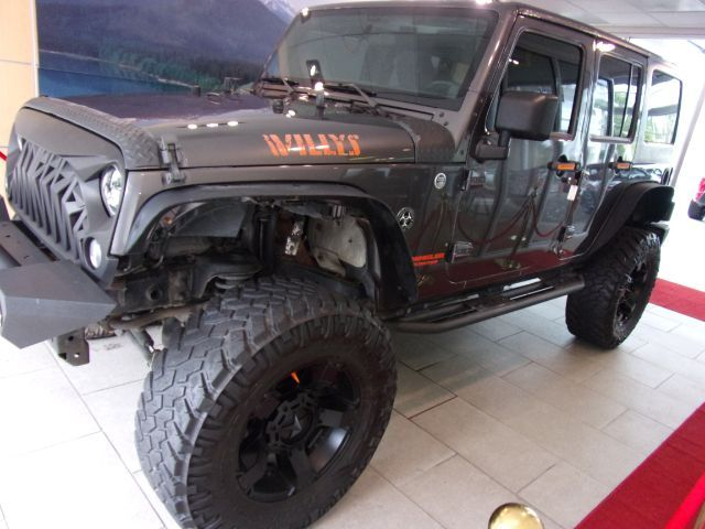 2014 Jeep Wrangler Unlimited Sport 4WD WILLYS PACKAGE Charlotte NC