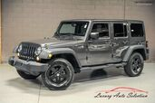 2014 Jeep Wrangler Unlimited Sport 4X4 4dr SUV