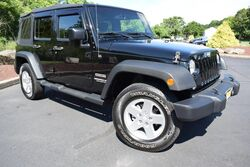 Jeep Wrangler Unlimited Sport 4x4 2014