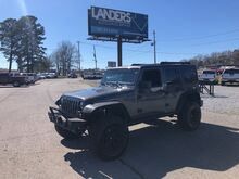 2014_Jeep_Wrangler Unlimited_Sport_ Bryant AR