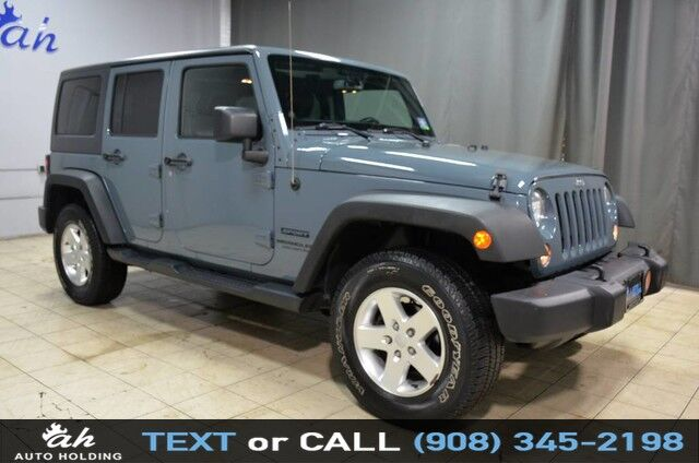 2014 Jeep Wrangler Unlimited Sport Hillside NJ