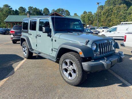 2014 Jeep Wrangler Unlimited Sport Monroe GA