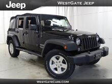2014_Jeep_Wrangler Unlimited_Sport_ Raleigh NC