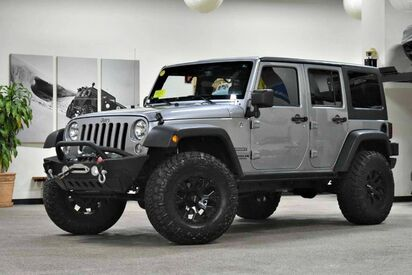 2014_Jeep_Wrangler Unlimited_Sport_ Canton MA