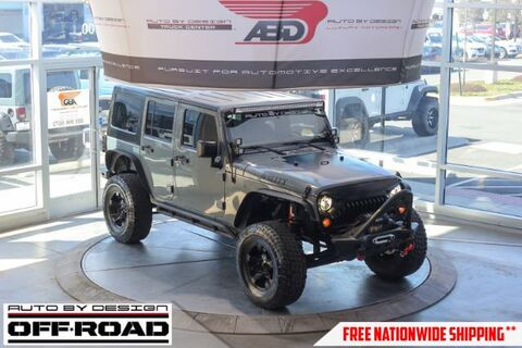2014_Jeep_Wrangler_Unlimited WILLYS 4WD_ Chantilly VA