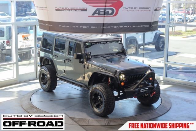 2014 Jeep Wrangler Unlimited WILLYS 4WD Chantilly VA