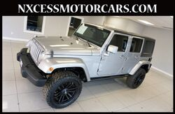 2014_Jeep_Wrangler Unlimited_Willys Wheeler AUTOMATIC HARDTOP 1-OWNER._ Houston TX